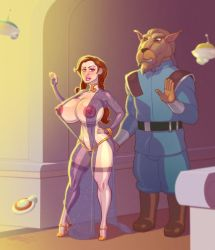 Leia: Good Government by turk128