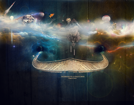 The Bridge To A Child's Mind by CkyGFX