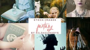Fantasy - Stock Images by hildacanarys