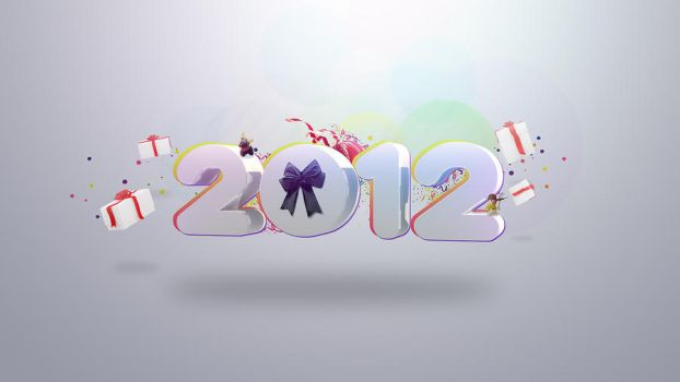 2012 by cuberon
