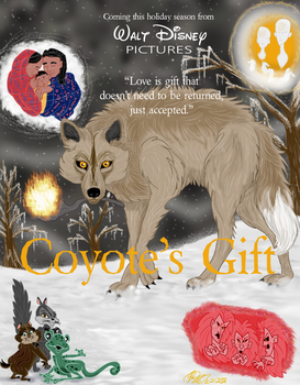 Coyote's Gift by E-Ocasio