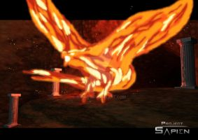 Zeus's Eagle - released form by 3DPad