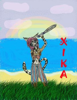 xika-step two by DontWorryJustKit