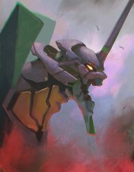 UNIT-01 by fate-fiction