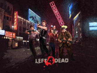 Left 4 Dead I Am Sux by coreymill