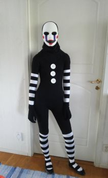 The Puppet Cosplay by TeleviCat