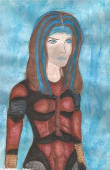 Illyria finished by lonemustang15