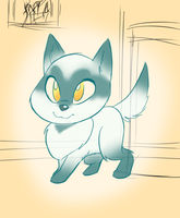 Ghost Dog by HoveringAbout