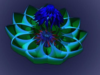 Lotus by biomorphica