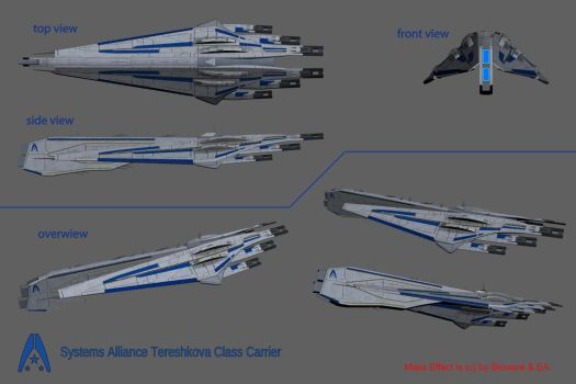 Tereshkova Class Carrier Overview by reis1989