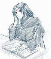 Soren in FE9,FE10 by riyancyy777