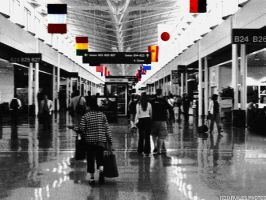The Airport Life by davilesdesigns