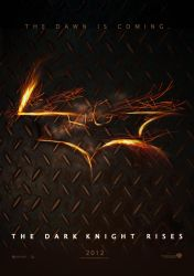 The Dark Knight Rises Poster by RyanLuckoo