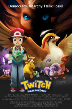 Twitch Plays Pokemon by TsaoShin