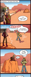 DnD - The Dangers of Rock Lifting by MrDataTheAwesome