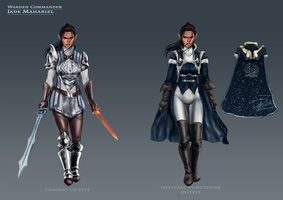 Warden Outfits by jadenwithwings