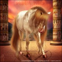 Pharaoh prince by VIP-EquineArt