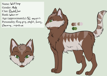 Wolfleap Reference - Outdated by drawingwolf17