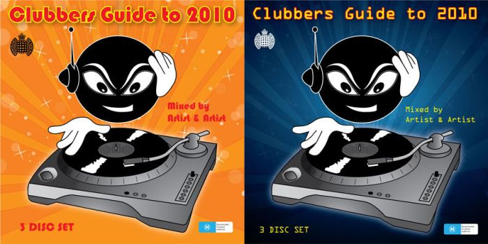 Clubbers Guide 2010 by Titaniumfx