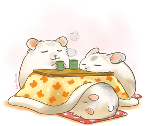 Kotatsu by Pawlove-Arts