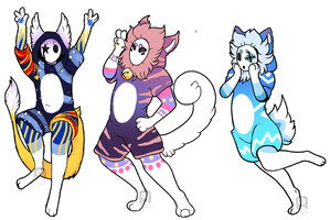 Official Maskcatz Adopts | closed by hyperdriive