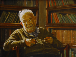 Artist's Grandfather, Books by hank1