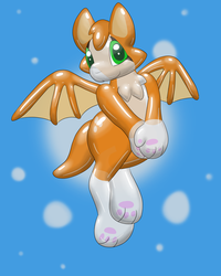 Fidget bloon by Balloon-Quilava