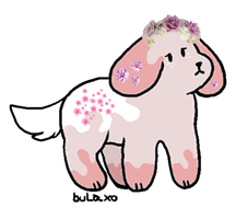 CLOSED : Flower Themed Adopt by Violeta-Adopts