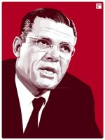 Robert McNamara by monsteroftheid