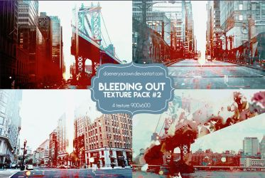Texture Pack #02 - Bleeding Out by daeneryscrown