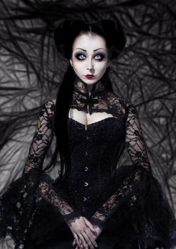 dark lady by midnightmind