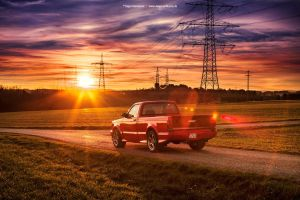 sunset syclone by AmericanMuscle