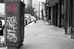 Graffiti in focus by TheDesignConspiracy