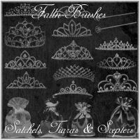 Princess Things Brushes Set by Falln-Brushes