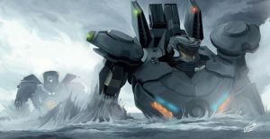 Pacific Rim-Jaeger by Danthemanfantastic
