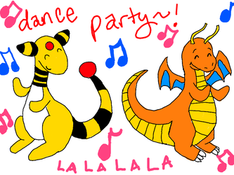 Party Time! by dibbly-fresh