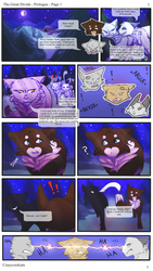 TGD - Page 1 - Prologue by crazycoolcats