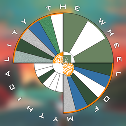 Evolution Of The Wheel of Mythicality by IridescentCatalyst