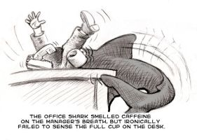 Office Shark by sethness