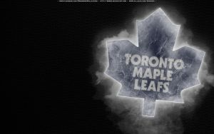 Toronto Maple Leafs Ice by bbboz