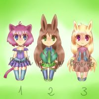 Cute adopts Open by Braguitas