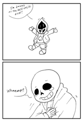 Shitpost: Best uncle [Deltarune spoiler.] by Chaos55t