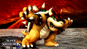 Super Smash Bros. Wii U / 3DS - Bowser by Legend-tony980