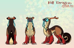 cd - fall dragon by alienfirst