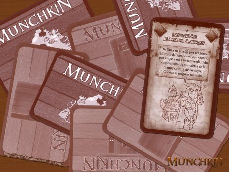 Munchkin Wall 08 by Darth-Longinus