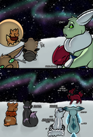 PKMN|Event|February: Northern Lights by DevilsRealm