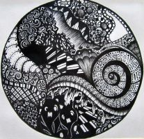 Pen And Ink Project by rieha