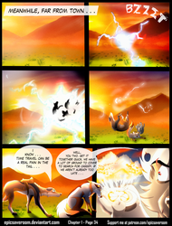 Fallen World - Chapter 1 p.34 - Fate's Journey by EpicSaveRoom