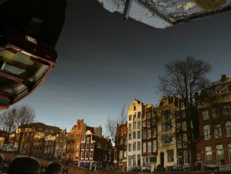 Reflections of Amsterdam 22 by amstersam