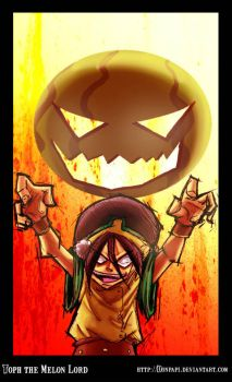 Toph the Melon Lord by DonPapi